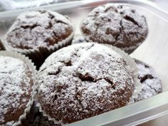 Polish Recipes, Gluten Free Recipes, Free Food, Dairy Free, Food And Drink, Cupcakes, Sweets, Cookies, Chocolate