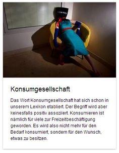 """Heute ist auf deutschfans.com ein #Aufsatz zum viel diskutierten Thema """"#Konsumgesellschaft"""" veröffentlicht worden. Würdet ihr der #Umwelt und den nachkommenden Generationen zuliebe sparsamer #konsumieren? #Deutschlernen"""