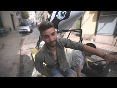 "Kendji Girac - Le Making-Off de son clip ""COOL"" - YouTube"