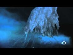 Brinicles: What are 'icicles of death'? / When icicles form beneath the sea, you better get out of their way. Time Lapse Camera, Frozen Water, Beneath The Sea, Natural Man, Natural Phenomena, Weird Facts, Amazing Nature, Science Nature, Geology