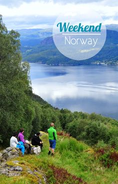 A weekend in Norway spent by the Fjords with a Norwegian family!