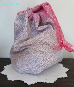 Bolsito romántico / Romantic bag