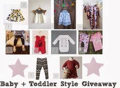 Hux + Lulu Style Giving Giveaway