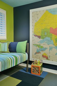 Cool Kids Rooms - eclectic - kids - toronto - Sarah St. Amand Interior Design - Brantford, Ont.