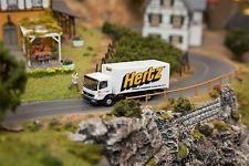 Faller 161560 Car System TRUCK MB Atego Hertz (HERPA) #NEW in ##