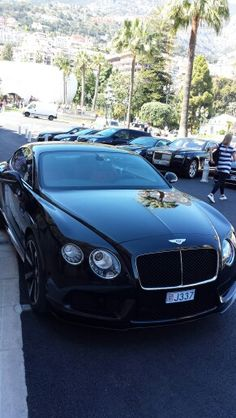 Bentley continental gt #monte  carlo