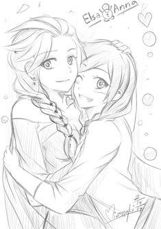 89 best elsanna images ana frozen anna frozen frozen disney Laughing Elsa Frozen Coronation Day elsanna by mizonaki on deviantart