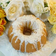 Coconut Pound Cake: April Special Offer http://www.lusciouslittledesserts.com/store/p18/Coconut_Pound_Cake.html