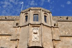 ╰☆╮ Archaeological Museum of Rhodes, Greece╰☆╮ Travel Sights, Rhodes, Notre Dame, Barcelona Cathedral, Greece, Museum, Photography, Tourist Spots, Greece Country