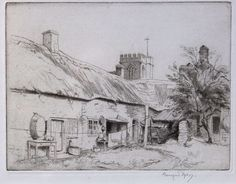 George Soper - Church Cottage