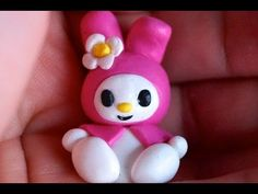 ▶ My Melody: Polymer Clay - YouTube