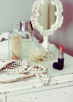 What a vanity should look like.