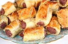 Sausage Rolls are avery popular recipe in the UK and Australia. These delicious bites are served for just about any occasion. Get creative with condiment dippers ...