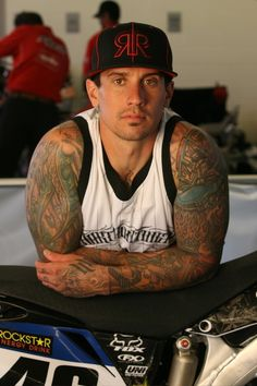 Carey Hart Tattoos Meaning