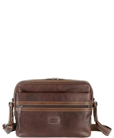 Casual Jekyll And Hide Texas 3654tx Slim Messenger Mud Laptop Bag Leather