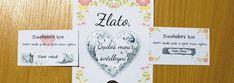 Jak si vytvořit stírací los - Svatební šílenství Wedding Details, Program