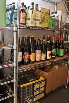 Why Anyone Can Have a Beer Cellar: And How to Build One Tapped In | The Kitchn