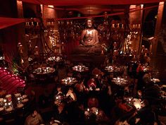 Buddha Bar Paris. Smells so unbelievably good in here, doesn't it, @Ann Satterwhite.