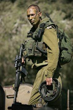 IDF Paratroopers Brigade.