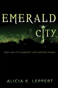 Review: Emerald City by Alicia K. Leppert - Posted at @KrazyBookLady's blog