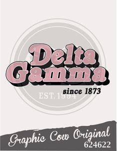 The Graphic Cow Company has hundreds of products to customize with thousands of designs to choose from. The Graphic Cow Company specializes in screen printing and embroidery that can meet any group requirement, school, company, or event. Sorority Pr, Sorority Recruitment, Custom Clothes, Custom Shirts, Graphic Cow, Greek Apparel, Delta Gamma, Greek Clothing, Greek Life