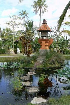 Botanical garden Naples Florida