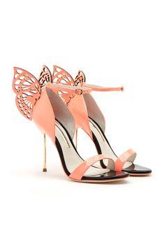 Dream Shoes, Crazy Shoes, Cute Shoes, Me Too Shoes, Sophia Webster Shoes, Shoe Boots, Shoes Heels, Fru Fru, Killer Heels