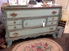 Made beautiful with van Gogh Chalk Paint Collection