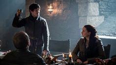 Sansa Stark is sent to marry Ramsay Bolton instead of Jeyne Poole.