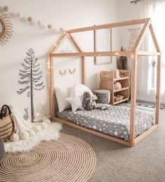 einrichtungstipps kinderzimmer ideen kinderzimmereinrichtung The employees in the plant nursery must sufficient to respond to Baby Bedroom, Baby Room Decor, Kids Bedroom, Bedroom Ideas, Bedroom Decor, Boys Bedroom Furniture, Bedding Decor, Boho Bedding, Bedroom Inspo