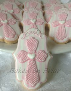 First Communion Cookies | Flickr - Photo Sharing!