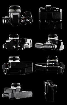 Nikon F3 Austin Calhoon Photograph by austin calhoon design photographs, via Flickr