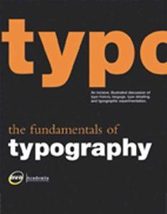 Fundamentals Of Typography Ambrose, Gavin