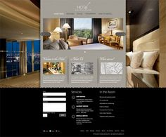 Ad: Hot Hotel by hot-themes on Changeable width of left and right columns, as well as overall template width for full flexibility. It looks good on Joomla Themes, Web Themes, Website Themes, Responsive Template, Joomla Templates, Wordpress Gallery Plugin, Wordpress Theme, Hotel Website, Business Card Logo