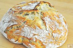 Italian Crusty Bread Recipe