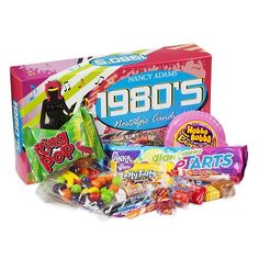 1980's Nostalgic Candy Mix: 8 oz, $12.95.