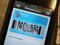 Ditch the keyring - check balance and scan Balance Rewards card from phone! #DRApp #cbias