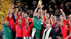 Resultado de imagen de selección española 2010