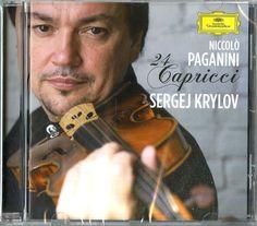 Paganini Niccolò - 24 Capricci - Sergej Krylov  CD Clicca qui per acquistarlo sul nostro store http://ebay.eu/2joobGR