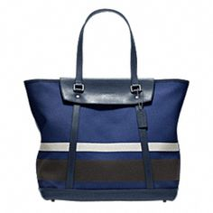 The new Collection for 2012 at Coach the stripe shop