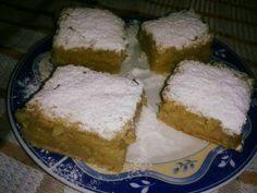 Villámgyors fahéjas-almás süti Recept képpel - Mindmegette.hu - Receptek Hungarian Desserts, Sweet Cookies, Baking And Pastry, Cornbread, French Toast, Muffin, Dessert Recipes, Food And Drink, Dairy