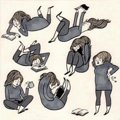 Funny pictures about Book pain syndrome. Oh, and cool pics about Book pain syndrome. Also, Book pain syndrome. I Love Books, Good Books, Books To Read, My Books, I Love Reading, Reading Books, Yoga Reading, Girl Reading, Reading Quotes