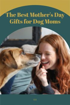 Looking for the perfect gift for the dog mom in your life? Check out these gift ideas for everything from decadent to practical to dog mom pride. #giftideas #gifts #mothersday #giftsforher #petlovers #doglovers #doglovergifts #giftguide #followme #follow Dog Mothers Day, Best Mothers Day Gifts, Dog Mom Gifts, Gifts For Pet Lovers, Gifts For Mom, Dog Lovers, Unique Toys, Different Dogs, Dog Carrier