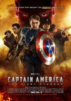 Captain America: The First Avenger (2011) BRRip 1080p Dual Audio Hindi BluRay Free Download In Full HD