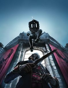 Keyart - Dishonored first DLC