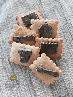 Biscuits, Sugar, Cookies, Desserts, Food, Meal, Deserts, Essen, Hoods