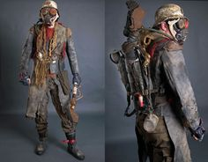 Aesthetic Apocalypse – Post apocalyptic Costumes / Endzeitkostüme