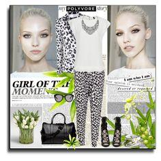 """White&Light green"" by reka97 ❤ liked on Polyvore featuring Versace, Versus, Kokoon, MANGO, Karen Walker, Ethan Allen, Nomadic and Anna Weatherley"