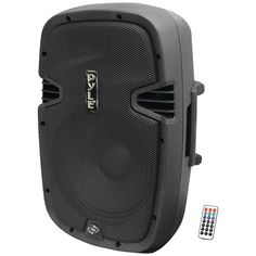 PYLE PRO PPHP1247UIB Bluetooth(R) 1200-Watt iPod(R) PA Speaker System