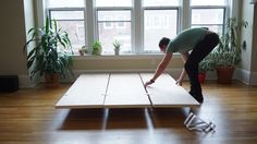Assemble a Bed Frame in Minutes --> Now Live on Kickstarter: https://www.kickstarter.com/projects/957579505/the-floyd-bed-frame